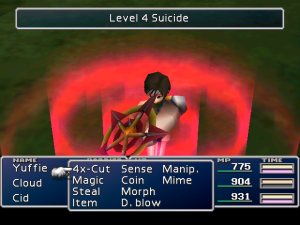 Final Fantasy VII - Enemy Skills Guide